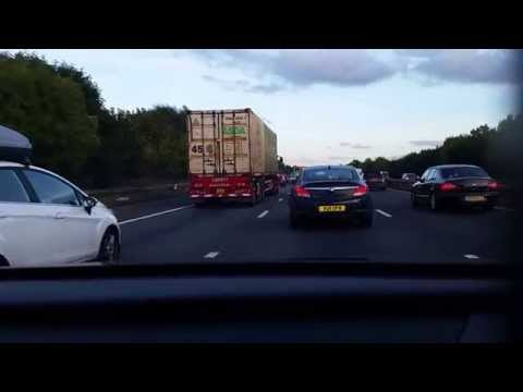 Driving in Coventry UK