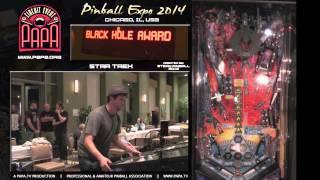 PAPA Circuit at Pinball Expo 2014: Jorian Engelbrektsson vs Sean Grant