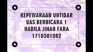 Kepewaraan FKIP UNTIDAR 2017 #NABILA JIHAN FARA (1710301082) thumbnail