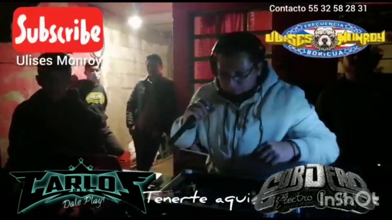 TEMA EXTRENO/TENERTE AQUÍ/ULISES MONROY/DJ CORDERO FT CARLOS DLC