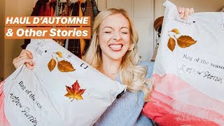 HAUL et TRY ON d'automne : & Other Stories ! 🍁