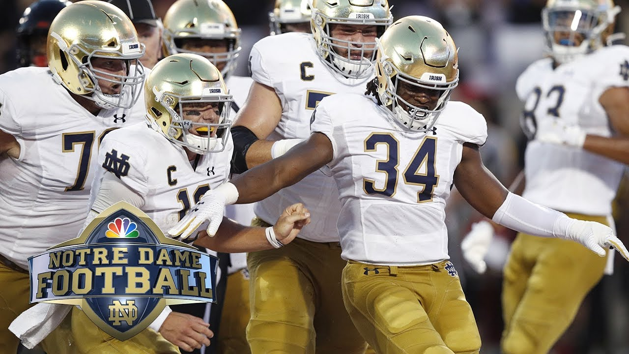 Notre Dame Football 2019 HYPE video | NBC Sports