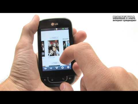 Смартфон LG Optimus Link P698
