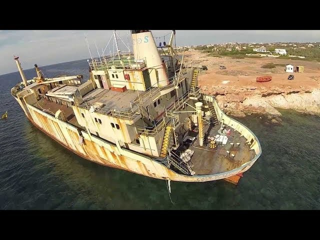 10 Shipwrecks in the Mediterranean