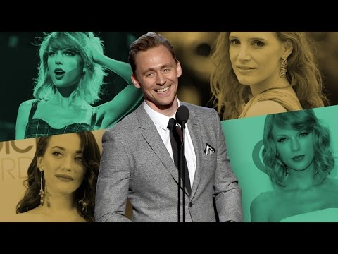 Thumbnail: Who Did Tom Hiddleston Date Before Taylor Swift?