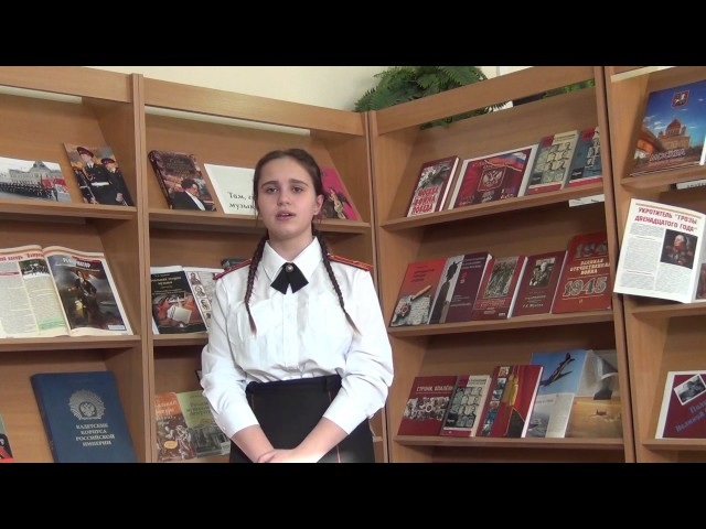 Изображение предпросмотра прочтения – ВикторияНовикова читает произведение «Больше, чем можно» В.В.Маяковского