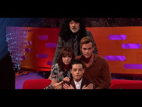 The Graham Norton Show S24E04 Chris Pine, Sir Michael Caine, Rami Malek, Sally Field