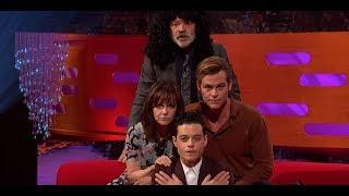 The Graham Norton Show S24E04 Chris Pine, Sir Michael Caine, Rami Malek, Sally Field