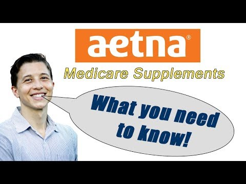 Aetna Medicare Supplement Plans & What You Must Know