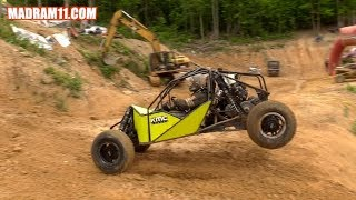 POLARIS and CANAM UTV BOUNCERS GO ALL OUT AT WILDCAT
