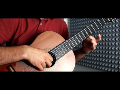 Nothing Else Matters Classical Guitar Cover
