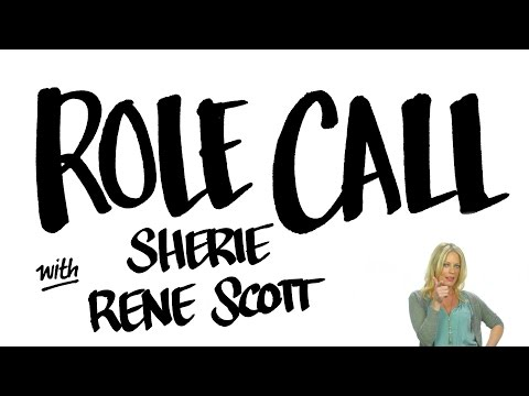 Role Call: Sherie Rene Scott of THE FRONT PAGE