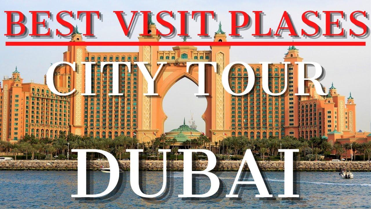 Download Dubai CityTour - 20 Best Places to Visit in Dubai 2020 [4K]