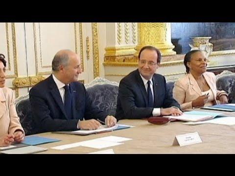 Франция хочет реформировать рынок труда