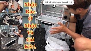 Nhặt Rác Ở Nhật Bản Toàn Đồ Mới Chưa Dùng Đã Vứt   Phát Hiện Băng Đĩa xyxz Ngoài Bãi Rác Và Cái Kết