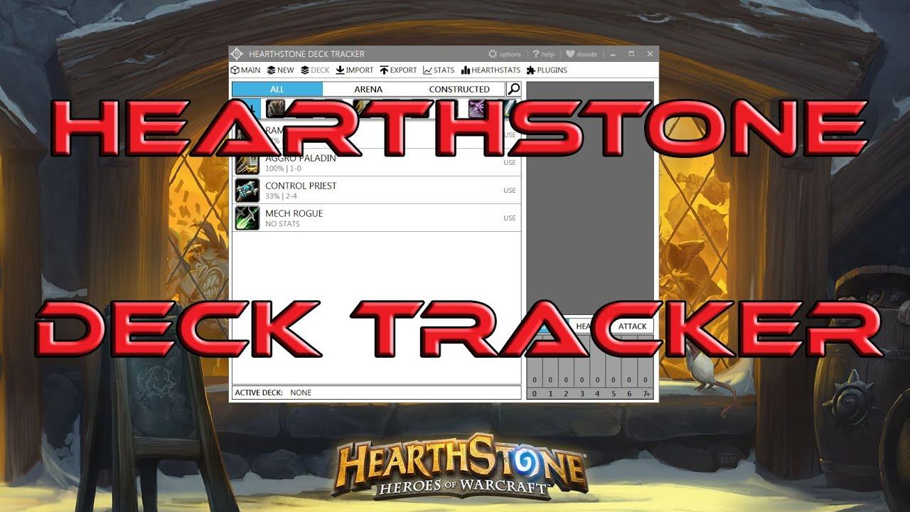 HearthStone: Deck Tracker - YouTube