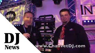#ChauvetDJ Intimidator Spot Duo 150 with Nick Airriess: By The Disc Jockey News