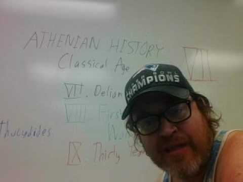 CLA391 Athenian History VII   Delian League