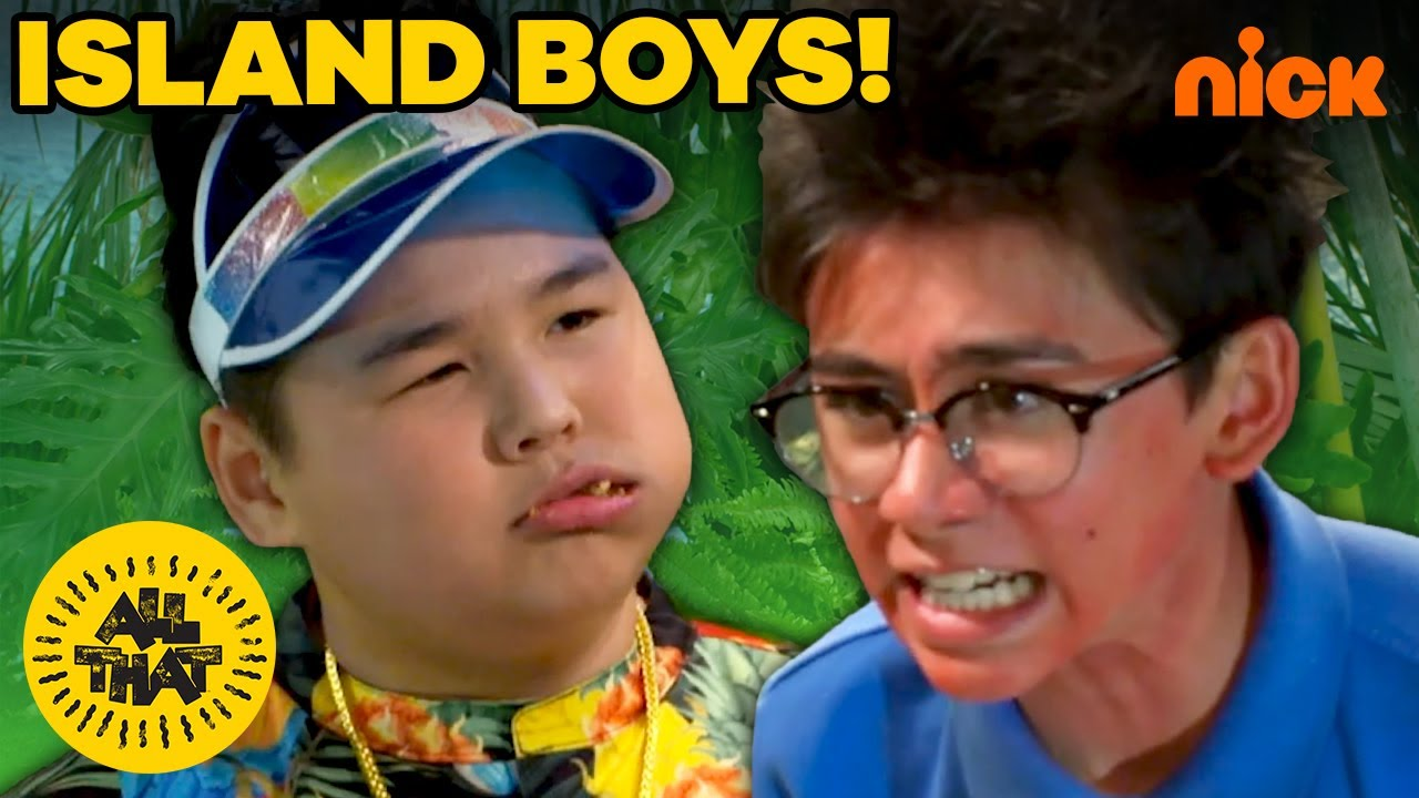 He RUINED Their Chance Of Rescue! Island Boys | All That