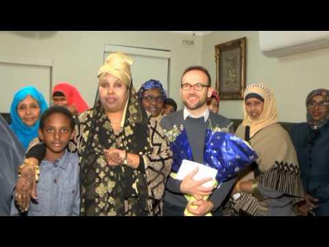 Barnaamijka Deeqdii Dawlada Australia aee Somalia By Baafo Australia 07 05 17