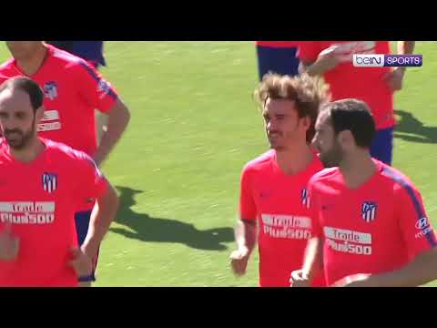 LaLiga Moment: Antoine Griezmann prepares for last-ever Atletico Madrid appearance