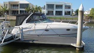 Chaparral 290 Signature for sale Action Boating boat sales Gold Coast Queensland Australia
