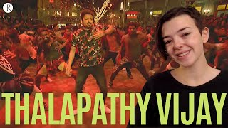 Indi Rossi Reacts: Bigil - Verithanam Video | Thalapathy Vijay | A.R Rahman | Atlee