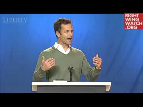 Kirk Cameron: Left Tried to