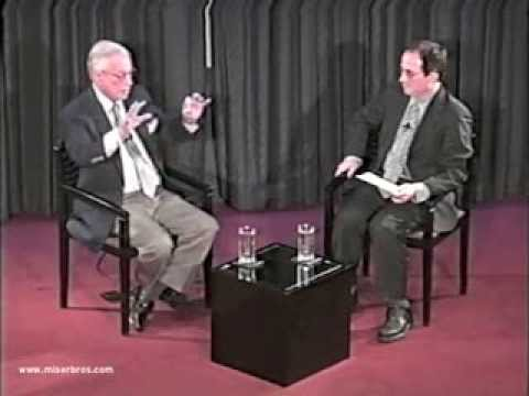 Arthur Rankin Jr., Interview at the Museum of Television & Radio (2003) - Part 1