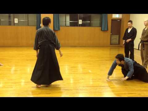 榎木孝明の古武術教室5