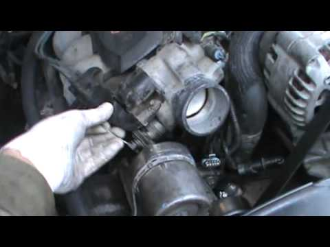 For A Chevy 350 Starter Motor Wiring Diagram How To Fix General Motors Vortec Egr Problems Youtube