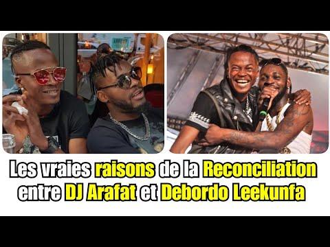 DJ ARAFAT ET DEBORDO, LES VRAIES RAISONS DE LEUR RÉCONCILIATION - PRIINCE TV