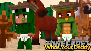 Minecraft - WHO'S YOUR DADDY? COWBOY STAND OFF!!
