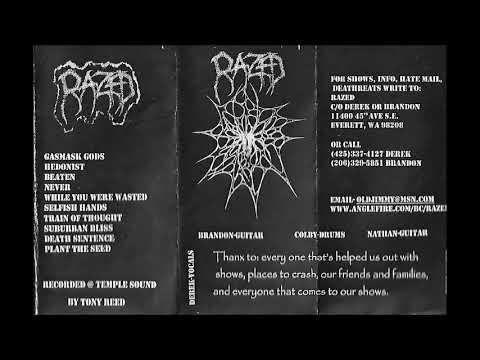 Razed - Self-Titled / Demo Tape (Full Album)