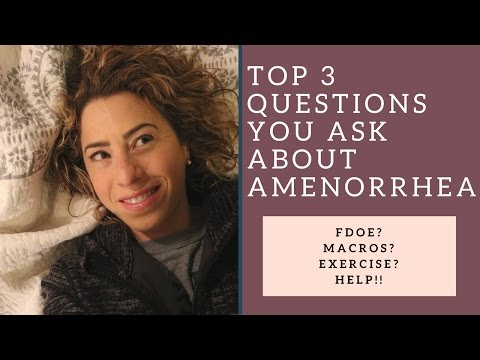 How I Got My Period Back: Your Top 3 Questions About Amenorrhea Recovery