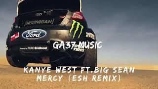 Самая лучшая и новая музыка у нас на канале! Kanye west ft. Big SEAN mercy (Esh remix)