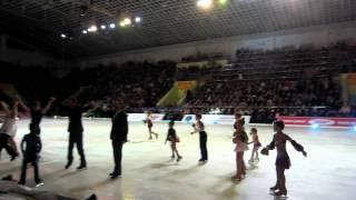 Ледовое шоу Ильи Авербуха г.Краснодар 08.03.12