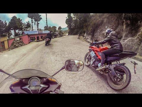 Visit To Daman Palung KATHMANDU