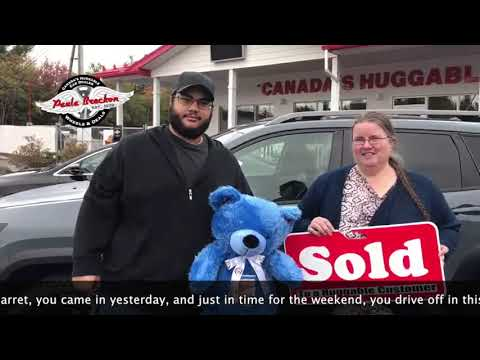 Garret and Christa Myrie, Jeep Cherokee| JIM GILBERT'S WHEELS & DEALS
