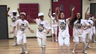 Baby Steps Dance Crew- Royal Lines