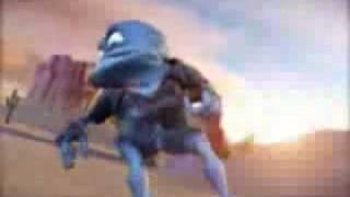 Crazy Frog Knight Rider (FUNNY!)