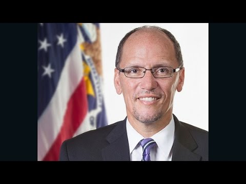 Tom Perez full interview