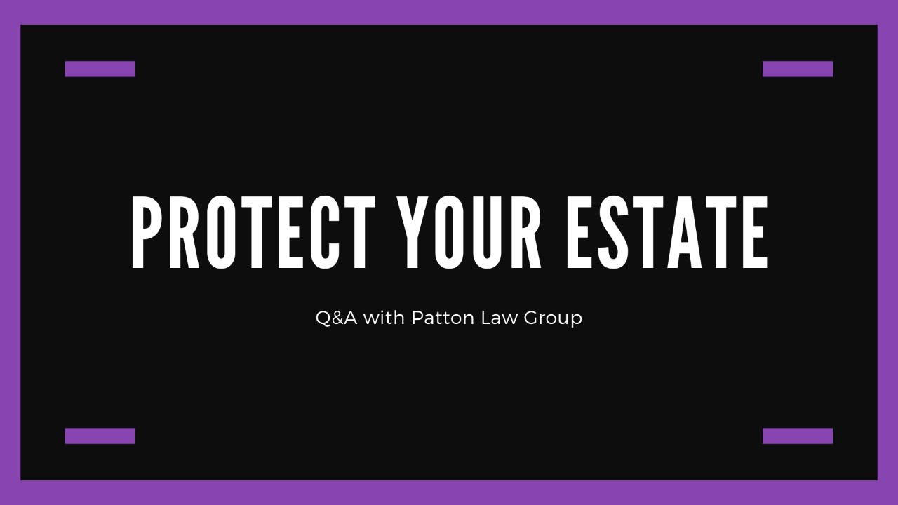 Q&A Session with Patton Law Group