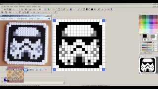 Cómo crear patrones para Hama Beads