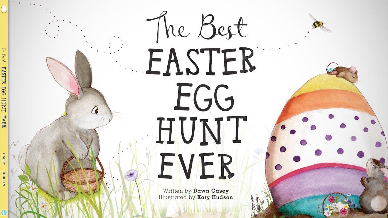 The Best Easter Egg Hunt Ever - YouTube for Easter Egg Hunt Clipart  568zmd