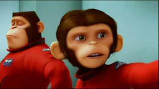 Space Chimps 2 3D - Official Trailer - In UK Cinemas May 28th
