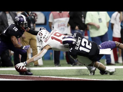Highlights: Late field goal, kickoff return lifts No. 15 TCU over No. 13 Stanford in 2017 Alamo Bowl
