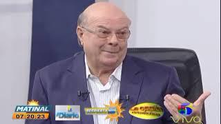ING HIPOLITO MEJIA PRECANDIDATO PRESIDENCIAL DEL PRM