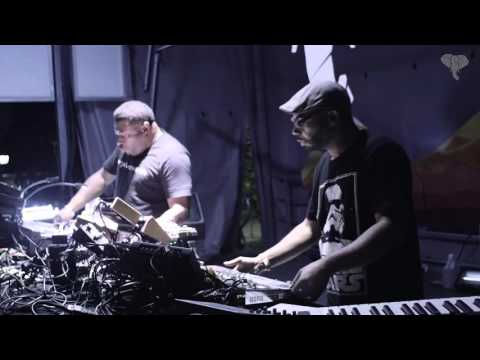 Octave One Live @ Bacchanale Festival   20.09.15 - Montreal