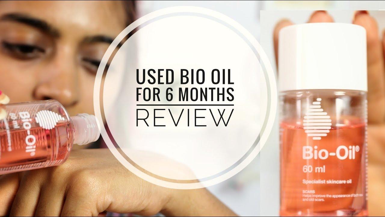 bio oil mot ärr